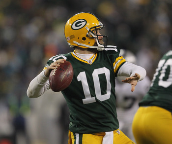 Is Matt Flynn ready to be a No. 1 quarterback?