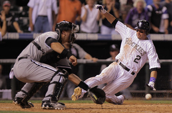 Troy Tulowitzki, Rockies