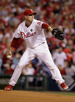 Halladay is arguably MLB's most reliable pitcher.
