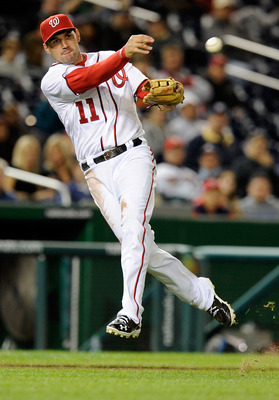 Zimmerman hopes to stay on the field for most of the 2012 season.