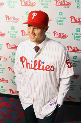 The Phils got themselves an elite closer in Papelbon.