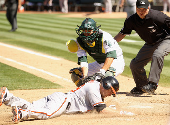 Kurt Suzuki, Athletics