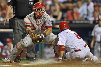 Wilson Ramos, Nationals