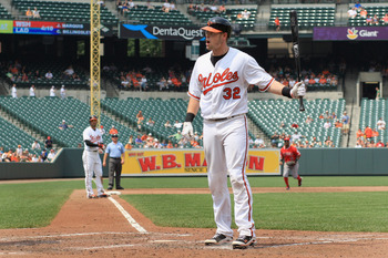 Matt Wieters, Orioles
