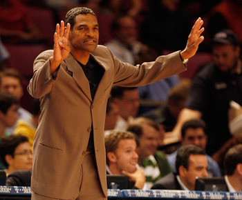 Maurice Cheeks has transitioned from on-court leader to NBA Coach