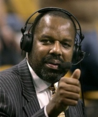 Cedric Maxwell now broadcasts Celtics games on the radio in Boston.