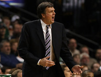 Kevin McHale has spent much of his time coaching basketball since he retired.