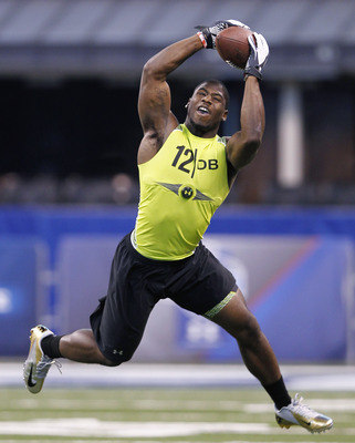 Is Alfonzo Dennard a reach in the first round?