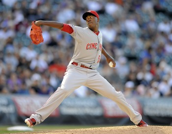 Aroldis Chapman - Left out?
