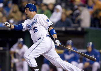 Billy Butler, Kansas City Royals
