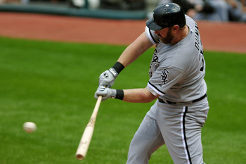 Adam Dunn, Chicago White Sox