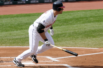 Travis Hafner, Cleveland Indians