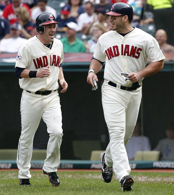 The Tribe should have an easier time scoring runs in 2012.