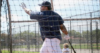 Fielder sent one 611' already this spring in Lakeland
