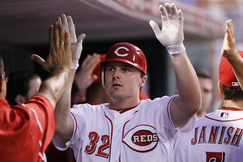 Jay Bruce will have plenty to celebrate in 2012