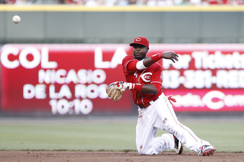 Brandon Phillips has earned 3 Gold Gloves throughout his career.