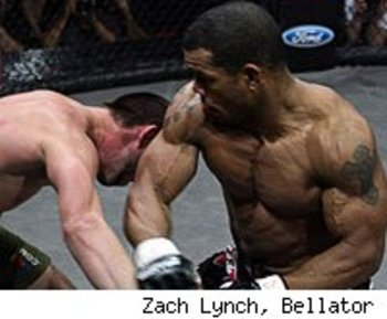 Hector Lombard/Zach Lynch Bellator