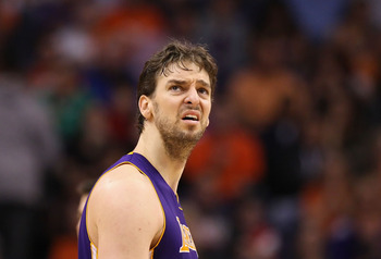 Is it time for the Lakers to trade Pau Gasol?