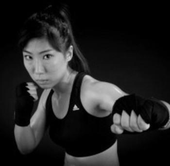 Nicole Chua will be representing Singapore as its first Female Mixed Martial Arts Fighter.