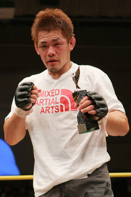 It'll be interesting to see if Shirai would want to take the fight to the mat against a world-class BJJ practitioner like Fabricio Monteiro.
