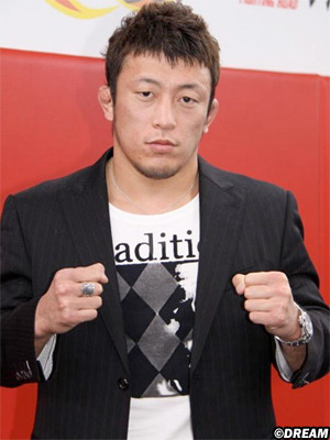 Kawajiri's opponent, will be announced soon.