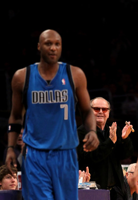 He looked like an offseason steal, but Lamar Odom has been a let down in Dallas.