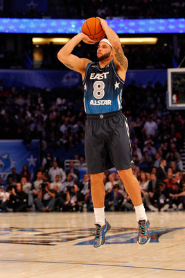 Deron Williams will be the Mavericks' number one target this offseason.