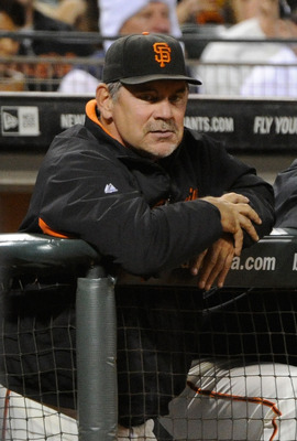 For Bruce Bochy, rookies are just veterans that haven't played 15 seasons yet.