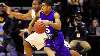 Tennessee State was able to hand the Racers their one loss by driving the ball.