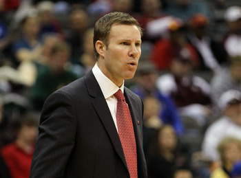 ISU head coach Fred Hoiberg