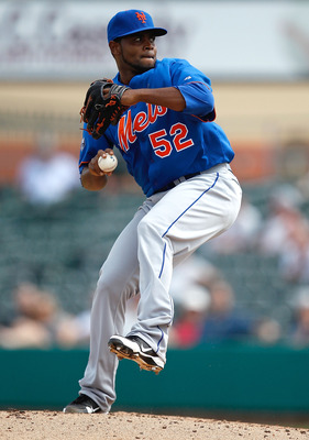 Ramon Ramirez has joined a reinforced Mets bullpen.