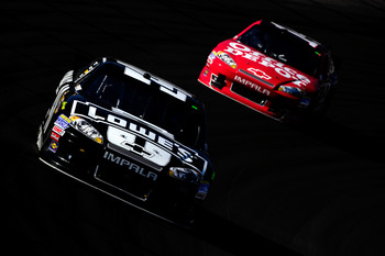 If Jimmie Johnson can simply be consistent, he will make the Chase