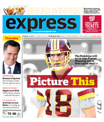 Washington Post Express