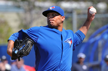 If Ricky Romero continues to improve, then a Cy Young is a real possibility.
