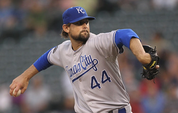 Perhaps Luke Hochevar finally began to tap into the limitless potential that many fans thought he had.