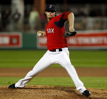 When Clay Buchholz is healthy he can be very good.