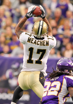 Some NFL minds think Meachem, not Colston, is the true steal from this WR corps