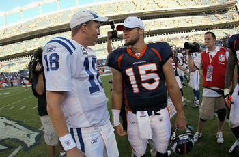 Will Manning replace Tebow?