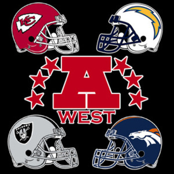 The AFC West is Wiiiide Open