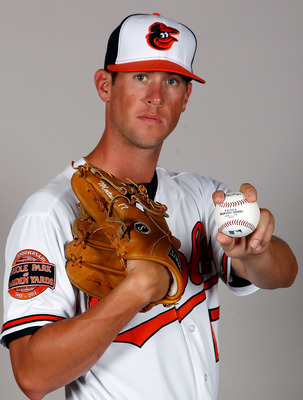 Brian Matusz regressed last year, winning only once.