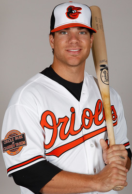 Chris Davis will have a full season to prove his worth