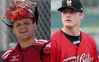 Mesoraco and Miller will be seeing plenty of each other over the next few years.