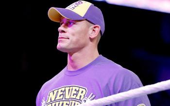 John Cena o ludziach na siłowni oraz o zasadzie żartowania gwiazd WWE