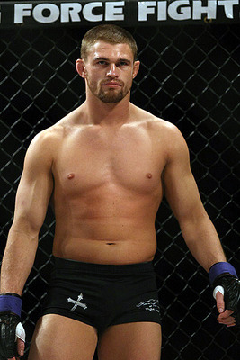 Daron Cruickshank, courtesy of Sherdog.
