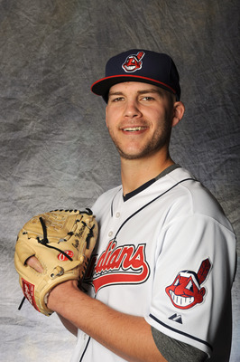 Justin Masterson will be the Tribe's Opening Day starter.