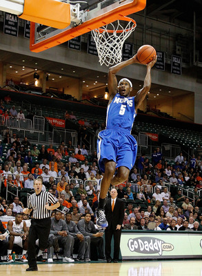 Will Barton has quietly put together an All-American-type season at Memphis.