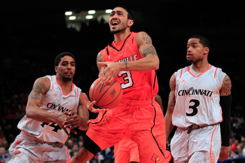 Peyton Siva leads a red-hot Louisville team into the NCAA tournament.