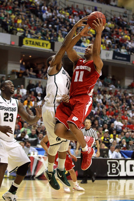 Wisconsin's Jordan Taylor looks to lead the Badgers deep into March.