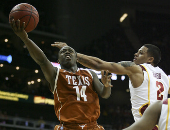 J'Covan Brown is the leader of a young, talented Texas team that seems to be coming together at the right time.