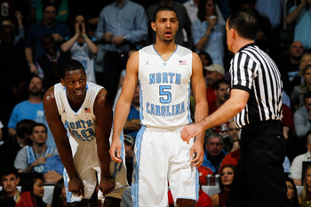 Kendall Marshall's steady leadership will undoubtedly lead the Tar Heels past their first round opponent.